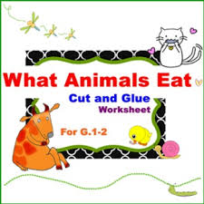animals around us worksheet for g 1 2there are 10 pages of