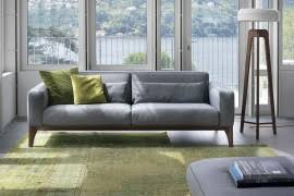 Modern Sofas Shopping Smart Modern Sofas In Black White And A Blend Of The Two
