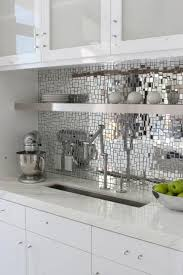 Mirrored Kitchen Backsplash 15 Magnificent Kitchen Backsplash Ideas