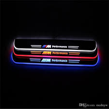 bmw light car styling for bmw m6 led pedal lights pathway light side