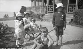 john f kennedy children rose kennedy rare and never before seen pictures shed light on