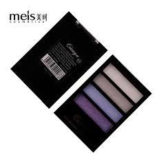 Eyeshadow Qianyu meis brand makeup cosmetics professional makeup 4 color eye shadow
