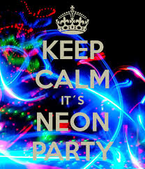 neon party ideas neon party centerpiece ideas groovy neon party time s