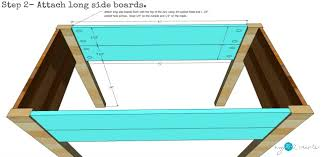 elevated planter box plans my love 2 create