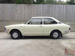 vintage toyota 4x4 corolla 1974 ke20 2 door 4 speed manual classic retro vintage