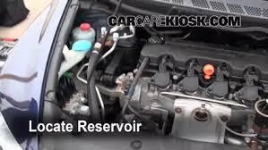 fix power steering leaks honda civic 2006 2011 2007 honda