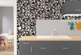 4 murs papier peint cuisine papier peint cuisine 4 murs idées de design suezl com