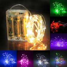 battery operated outdoor fairy lights home decorating interior