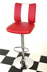 american diner bar stools american diner furniture 50s style retro bar stools chairs red