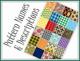 glossary of design terminology choosing a pattern reality daydream