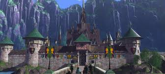 Cinderella Castle Floor Plan Arendelle Castle Disney Wiki Fandom Powered By Wikia