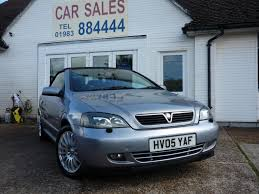 vauxhall astra 2005 used 2005 vauxhall astra turbo 16v for sale in ryde isle of wight