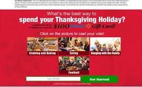 walmart thanksgiving gift card sweepstakes affiliate program