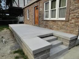 steps to build concrete porches u2014 porch and landscape ideas
