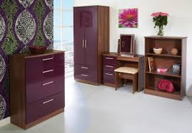 Purple Bedroom Furniture by W S Furnishings Bedroom Furniture Bedroom Showroom