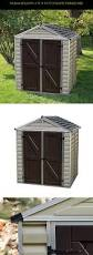 craftsman vertical storage shed best 25 plastic storage sheds ideas on pinterest the cabin