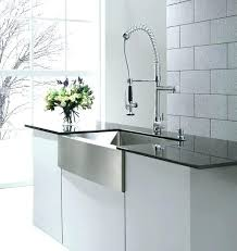 commercial style kitchen faucets industrial style kitchen faucet fitbooster me