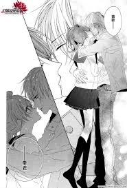 hikaru brothers conflict image bro con chap 10 natsume u0026 ema kissed jpg brothers