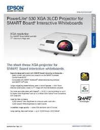 epson powerlite 78 l epson powerlite 530 xga short throw 3lcd projector for smart