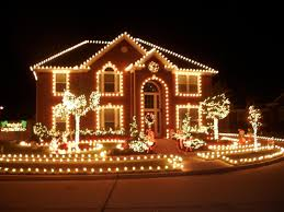 christmas light decoration company world examples