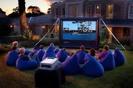 Backyard Screens Outdoor by Backyard Movie Screen U2013 Diy Outdoor Home Design Garden