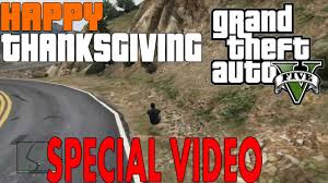thanksgiving info gta 5 online
