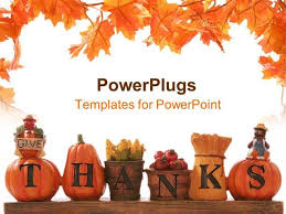 thanksgiving powerpoint template powerpoint template traditional