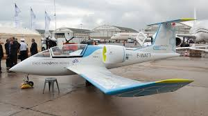 fuel free flight the state of electric airplanes tested