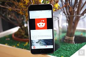 reddit for android reddit s official mobile app launches on ios and android