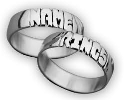name rings com images Name on a ring personalized gifts png