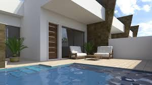 Reihenhaus Kaufen Reihenhäuser Mit Eigenem Pool In San Pedro Del Pinatar