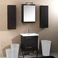 Bathroom Vanity Colors Astonishing Painted Bathroom Vanity Colors Using Black Furniture