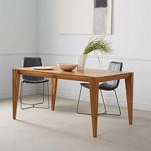 Solid Oak Dining Table Dining Tables West Elm