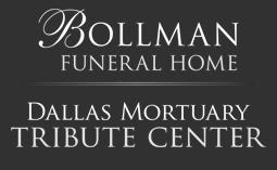 dallas funeral homes bollman funeral home dallas or