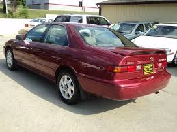 toyota camry 1997 price 1997 toyota camry xle v6 for sale in cincinnati oh stock 10734