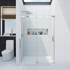 home design partially frosted glass shower doors patio bedroom