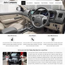 toyota auto company jsr auto company joomla automotive templates