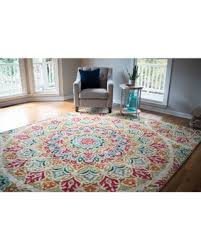 on sale now 25 off mohawk home strata jerada multicolor area rug