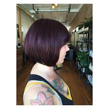 shades of color purple 50 brilliant ideas for plum hair color sweetest shades