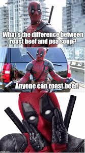 Funny Deadpool Memes - bad pun deadpool memes imgflip