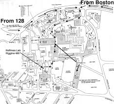 Boston University Campus Map Peter Clote U0027s Home Page