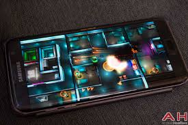 android roguelike roguelike stick shooter neon chrome now out for android