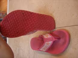 ll bean size kids 12 flip flops pink slip on spring summer shoes