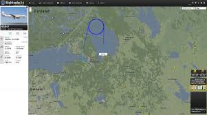 Putin S Plane by Russian