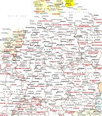 Map Of France With Cities by Map Of Switzerland Italy Germany And France Brilliant Map