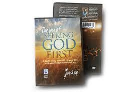 Seeking Renewed Seeking God Dvd Series Joyshop Ministries