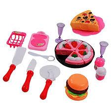 playpink cuisine amazon com kidplay pretend play pink kitchen playhouse dessert