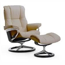 rocker recliner with ottoman stressless mayfair medium recliner ottoman signature rocker