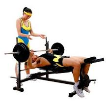 Professional Weight Bench 5 Ways Weight Bench