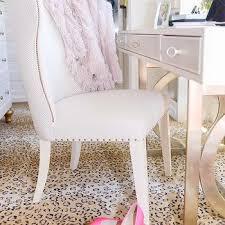Pink Peonies Bedroom - bedroom leopard rug design ideas
